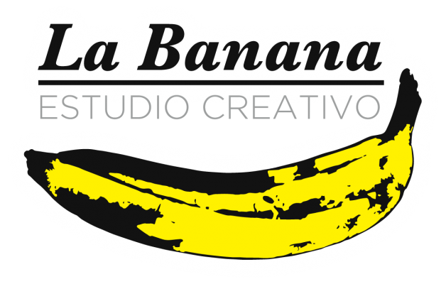 Marca corporativa La Banana Estudio Creativo
