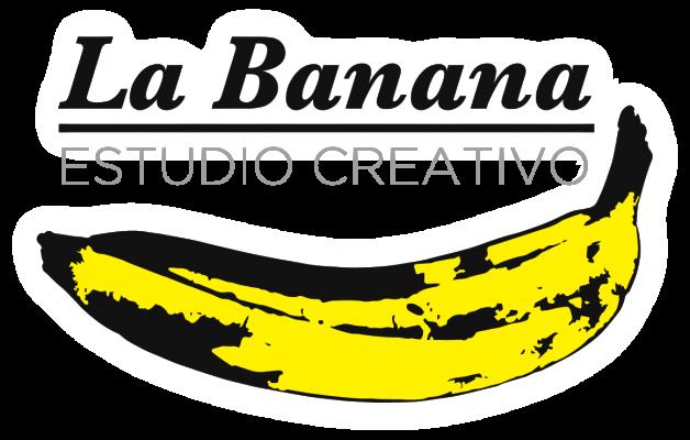 Marca corporativa La Banana Estudio Creativo